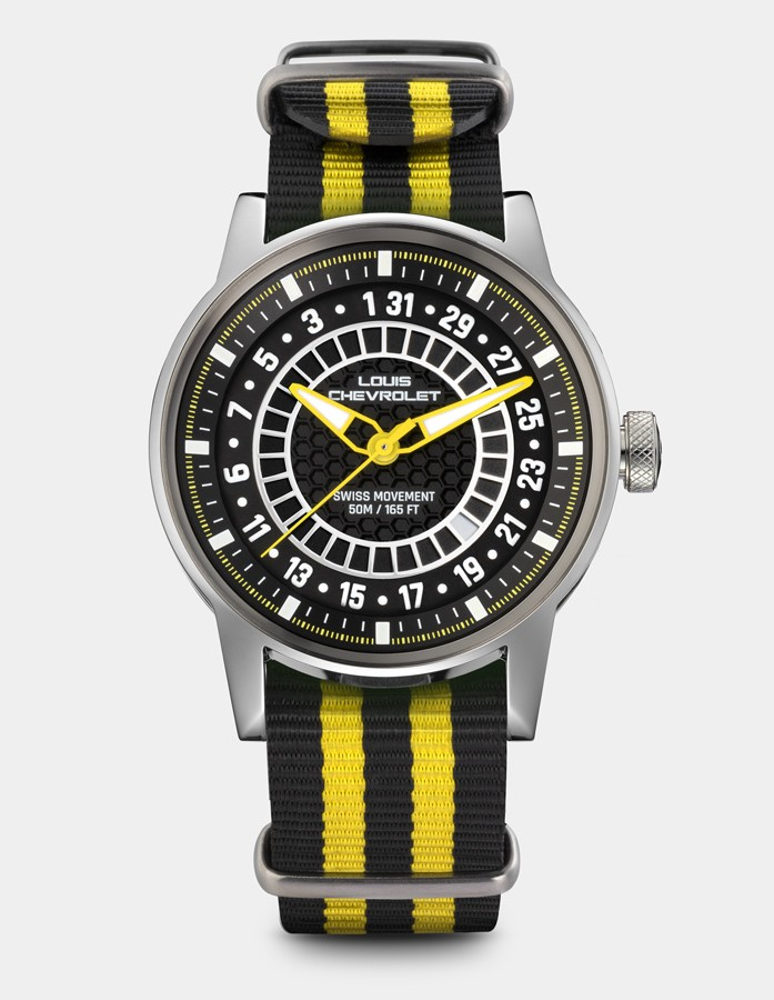 Frontenac LC11 Yellow
