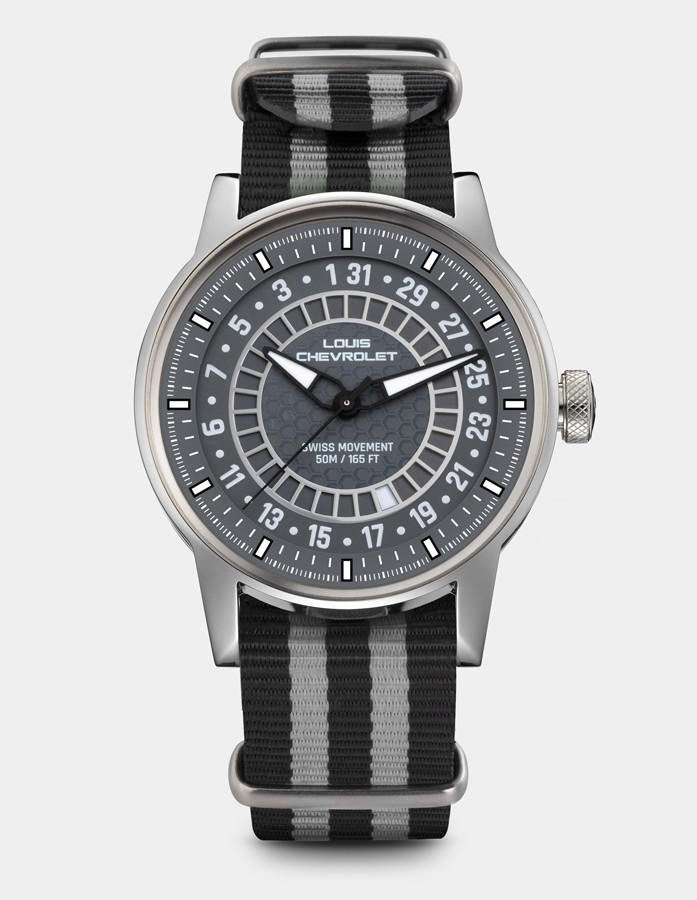 Frontenac LC11 Grey