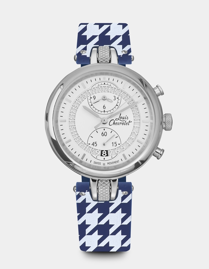 Number 8 Chronographe Blanche