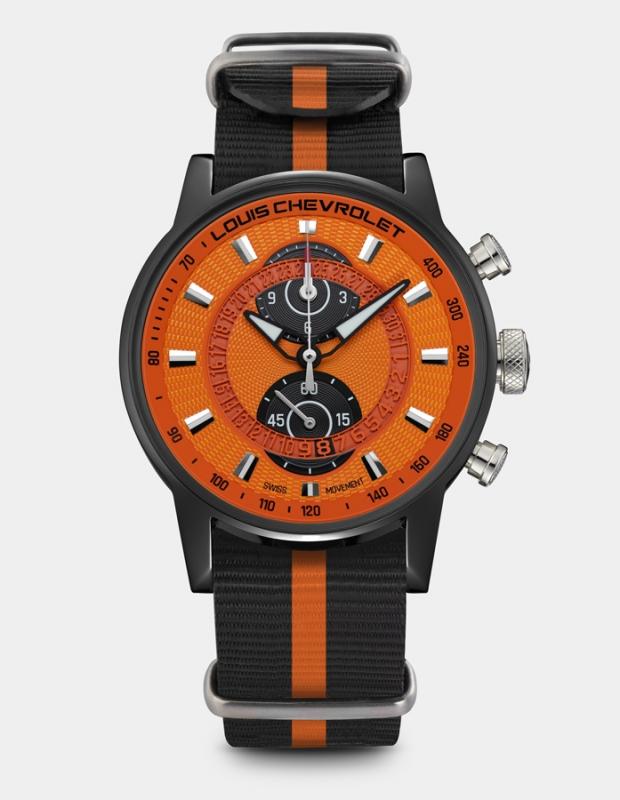 Frontenac LC7 Orange