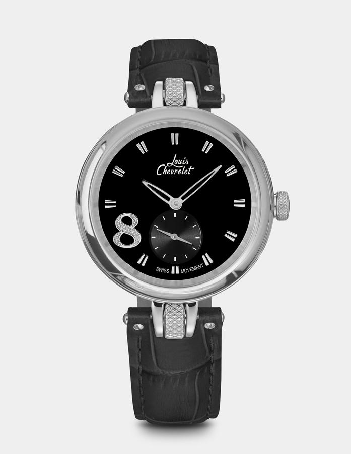 Number 8 LC6 Black