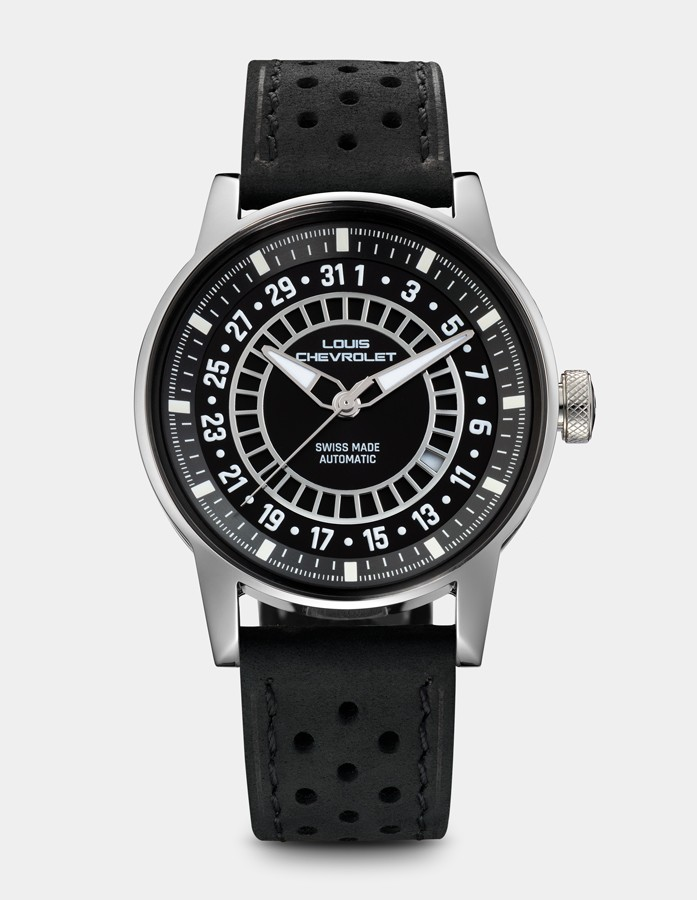 Frontenac LC9 Black