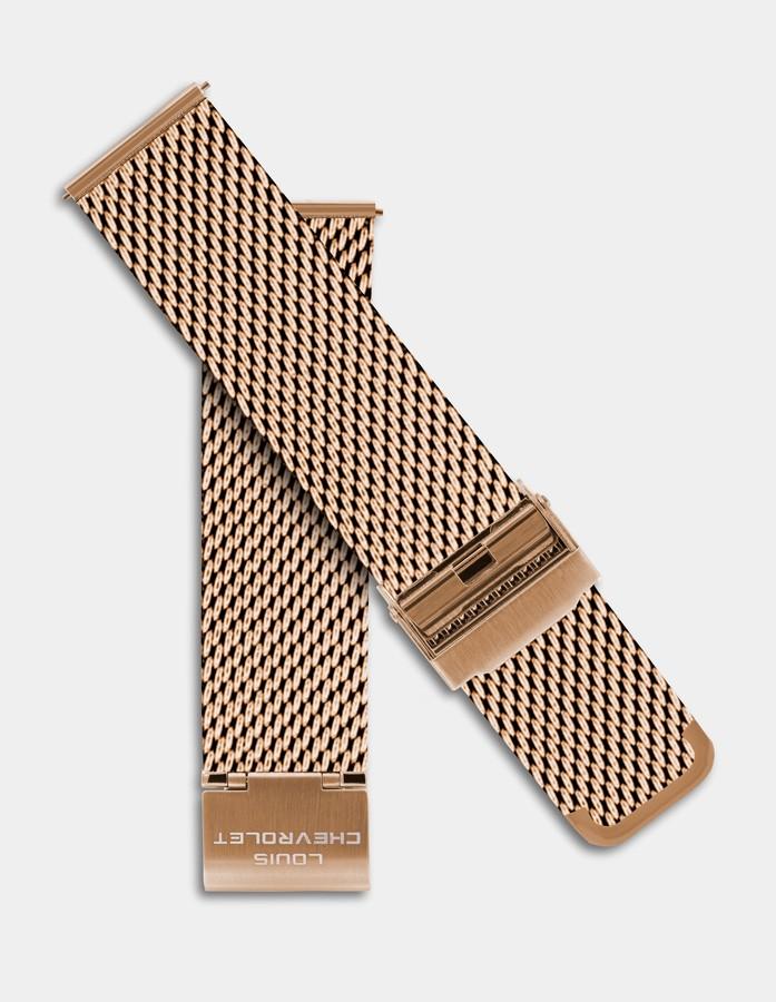 Bracelet en mailles Milanaises