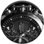Zoom on this chronograph with a very attractiv price