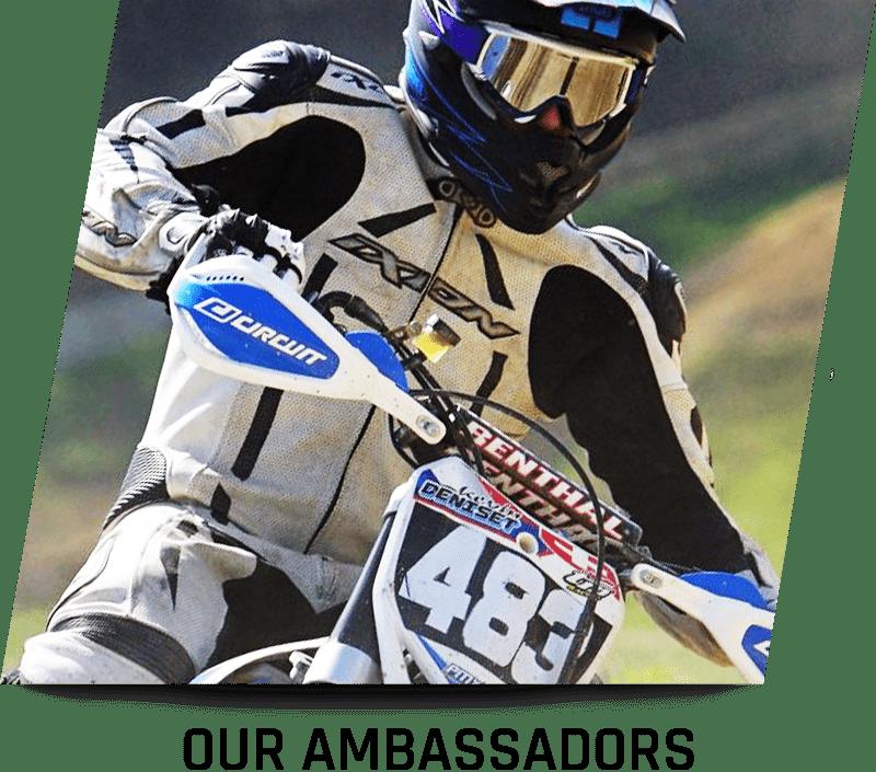 ambassadeurs sponsoring team
