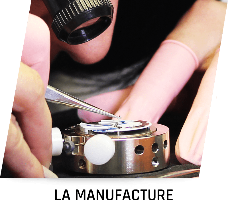 philosophie manufacture production swiss watches