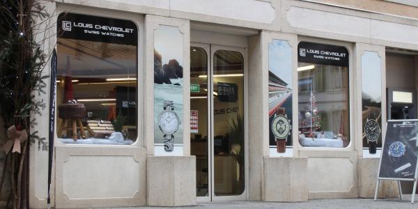 Ré-ouverture de la boutique